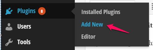Add Mailchimp email widget