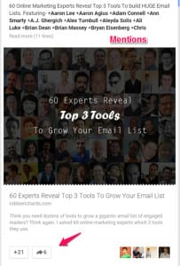 How to use influencers to help promote your blog post on Google Plus