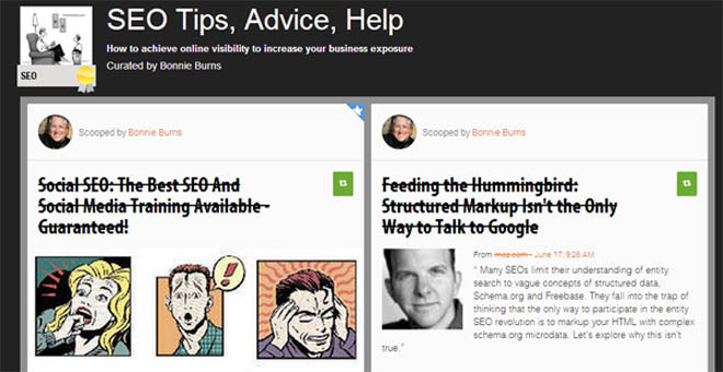 How to promote your blog posts with Scoop.It