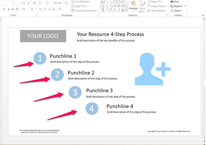 Building a lead magnet in Powerpoint2 copy