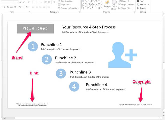 Building a lead magnet in Powerpoint3 copy