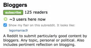 submitting to subreddit