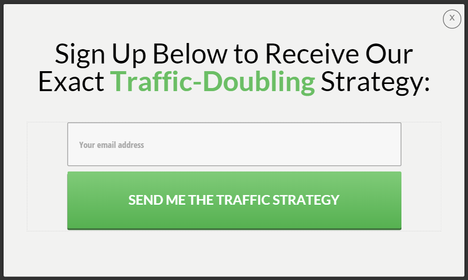 List building with multi step opt in forms