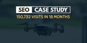 SEO case study feature image