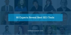 The Best SEO Tools: As Voted by 97 Leading Search Experts
