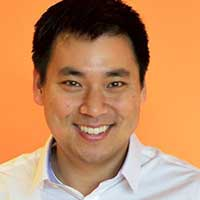 Larry Kim - founder and CTO at WordStream