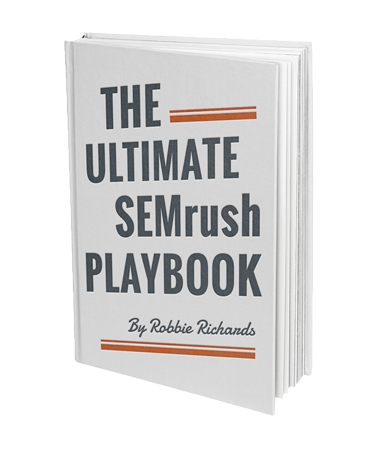 SEMrush playbook