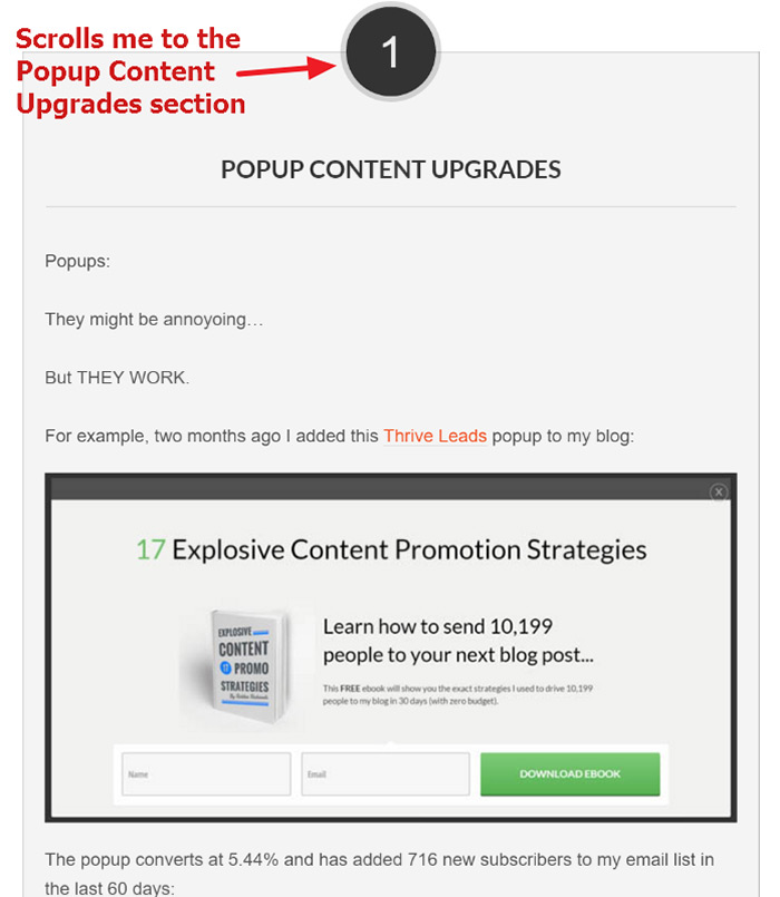 Scrolled-to-Popup-Content-Upgrade-Section