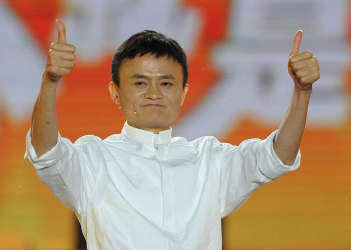Alibaba growth hacking