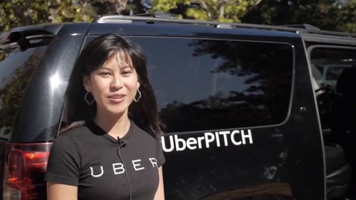 Uber offered investors and entrepreneurs to free