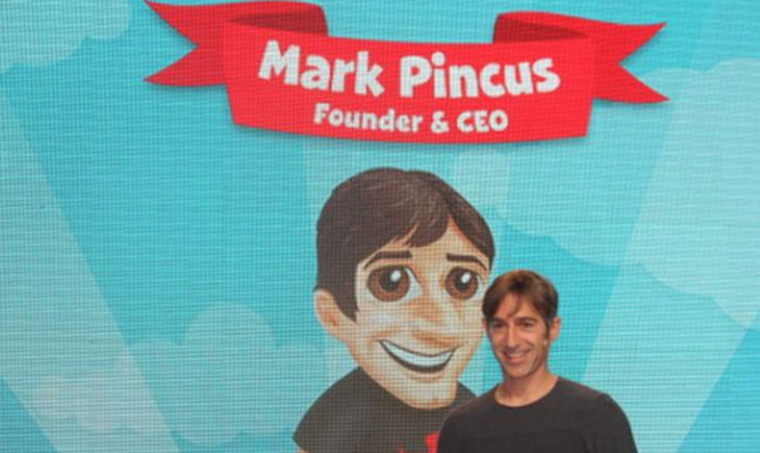 Zynga founder - Mark Pincus