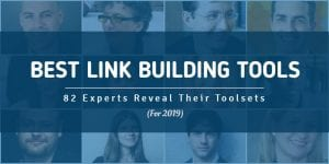 Best Link Building Tools for 2019