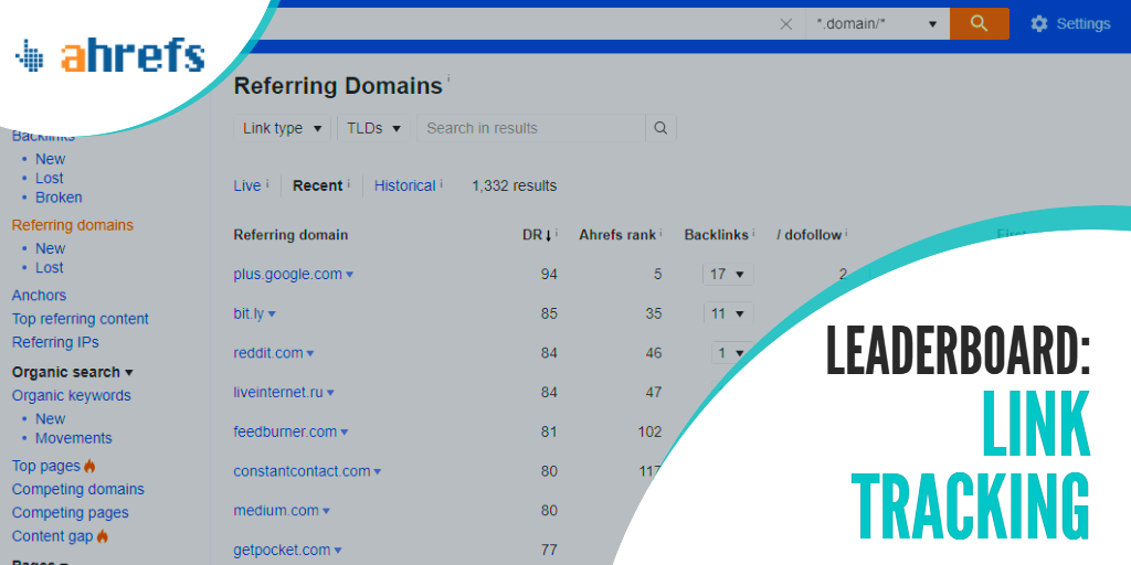Best tools for link tracking