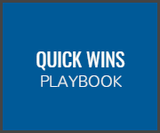 Quick Wins Playbook Logo