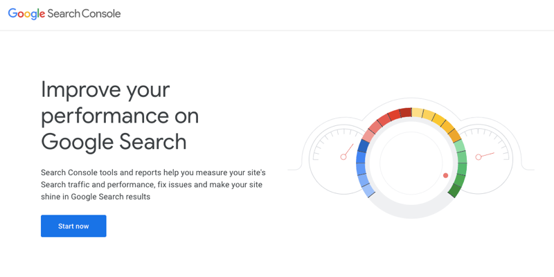 Search Console SEO tool
