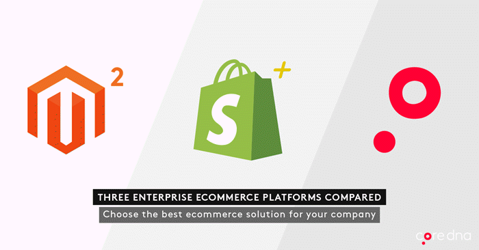 shopify-vs-coredna-vs-magento